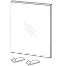 Custom Vertical Side/ Top Loading Wall Poster Frames (4