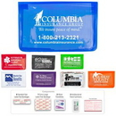 Custom 10 Piece Stay Clean First Aid Kit, 4 1/2