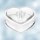 Custom Acrylic Heart Box, 2