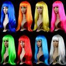 Custom Long Hair Party Wig, 21.6