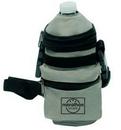 Custom 600d Polyester Bottle Fanny Pack