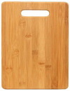 Custom Bamboo Rectangle Shaped Cutting Board, 11 1/2