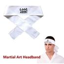 Custom Martial Art Karate Headband, 8 1/2