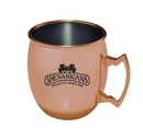 Custom Moscow Mule Mug - Copper Plated Stainless Steel
