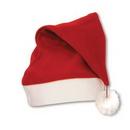 Custom Plush Santa Hat