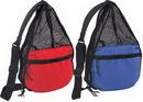 Custom Mesh Backpack