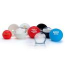 Custom Silicone Sphere Ice Mold, 2 3/8