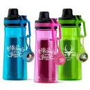 Custom 27 Oz. Tritan™ Water Bottle, Silicone Carabiner Lip Balm, and Cooling Towel Kit