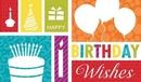 Custom Birthday Collage Greeting Card, 8