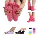 Custom Non-slip Yoga Sock, 8