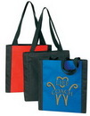 Custom Poly Tote Bag (14