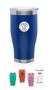 Custom 28 oz. Challenger Stainless Steel Tumbler travel mugs, 4
