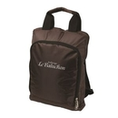 Custom The Convenience Laptop Backpack - Brown, 11.0