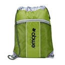 Custom WGG! The Leader Drawstring Bag - Olive, 14.0
