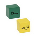 Custom Cube Shaped Stress Reliever, 2