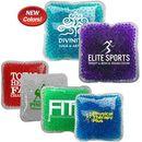 Custom Gel Bead Hot/Cold Pack (Spot Color), 4