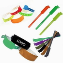 Custom Plastic Wristband For Events, 9.84