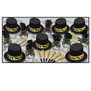 Custom Gold Top Hat New Year Assortment For 50