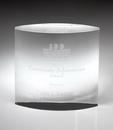 Custom Crystal Vision Award, 5