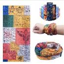 Custom Colorful Headband Bandana, 19 1/4