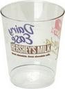 Custom 5 Oz. Clear Plastic Tumbler Cup