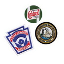 Custom Embroidered Patches - Low Minimum, 5