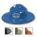 Custom Imprinted Plastic Smoky Hat (1-Color Direct Imprint)