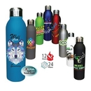 Custom 17oz. Deluxe Halcyon Bottle, Full Color Digital