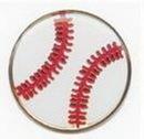 Custom Softball Sports Pin