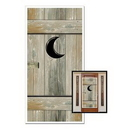 Custom Wild West Outhouse Door Cover Props, 30