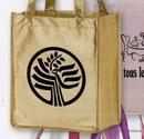 Custom Iridescent Tote Bags (8