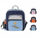 Contemporary Kid's Backpack, Personalised Backpack, Custom Logo Backpack, Printed Backpack