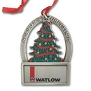 Custom 3D Gallery Print Collection Full Size Ornament (Christmas Tree), 2.25