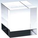 Custom Straight Cube Award - Optic Crystal (2