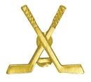 Custom Chenille Pin Hockey Ice
