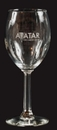 Custom Wine Glass - 8-1/2 Oz.