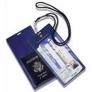 Custom Airline Security Credential Holder