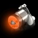 Custom Orange Round Blinkies