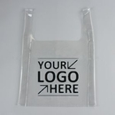 Custom PVC Clear Tote Bag Stadium Compliant, 19