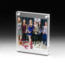 Clear Acrylic Entrapment Frame - (5-3/4