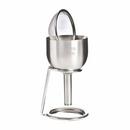 Custom Stainless Steel Decanter Funnel Set, 4 3/4