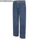 Custom Loose Fit Stone Washed Denim Jean-Excel FR 14.75 Oz.