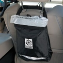 Custom The Collector Auto Litter Bag - Black, 10.5