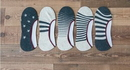 Premium Custom  No Show Socks, FREE SHIPPING!