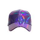 Blank Rainbow Reflective Hip Hop Rave Hat, 11