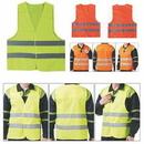 Custom High Visibility Safety Vest