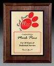 Custom Nantucket Wood Plaque (12