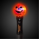 Custom LED Pumpkin Spinner Wand, 7 1/2