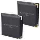 Custom CD/ DVD Holder w/ Silver Or Brass Corners