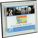 Custom Econo Series Frosted Aluminum Plaque (8